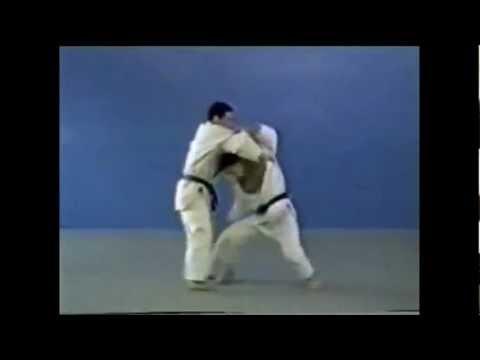 Judo - Kata-guruma