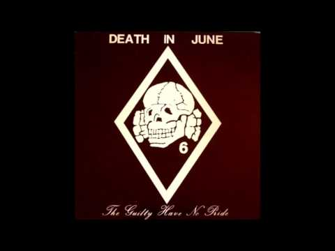 Death In June - The Guilty Have No Pride (1983)