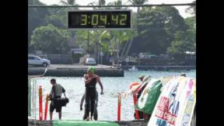 2009 Ultraman Hawaii - 6.2 Mile Swim