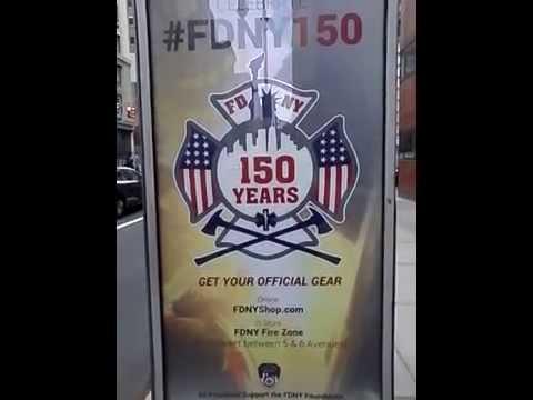 "FDNY 150 & STILL GOING STRONG ""NEW YORKS BRAVEST"""