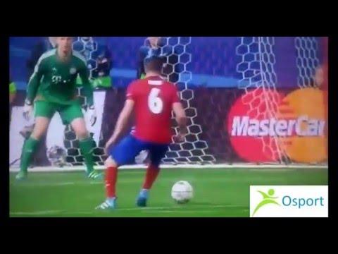 Torres koke miss goal best save manuel neuer atletico - Miss sixty madrid ...