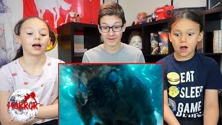 Godzilla: King of the Monsters - Final Trailer REACTION