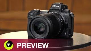 Nieuw camerasysteem van Nikon Preview - Z6 en Z7, nieuwe mount en lenzen