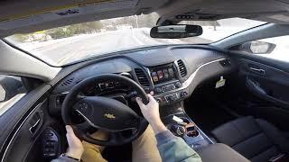 POV Overview: 2018 Chevrolet Impala LT