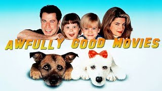 LOOK WHO'S TALKING NOW - Awfully Good Movies (1993) Kirstie Alley, John Travolta comedy