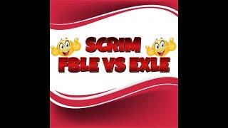 Critical Ops | SCRIM | FBLE vs EXLE