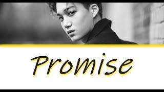 EXO - PROMISE Lyrics (Colour Coded)
