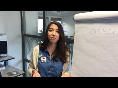 Estelle, étudiante En Cycle Master Communication Et Médias Après Une Licence Sciences Politiques
