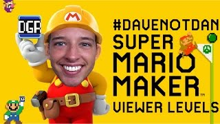 Viewer Mario Maker Levels LIVE | Mario 64 Speedrun After Dark!!