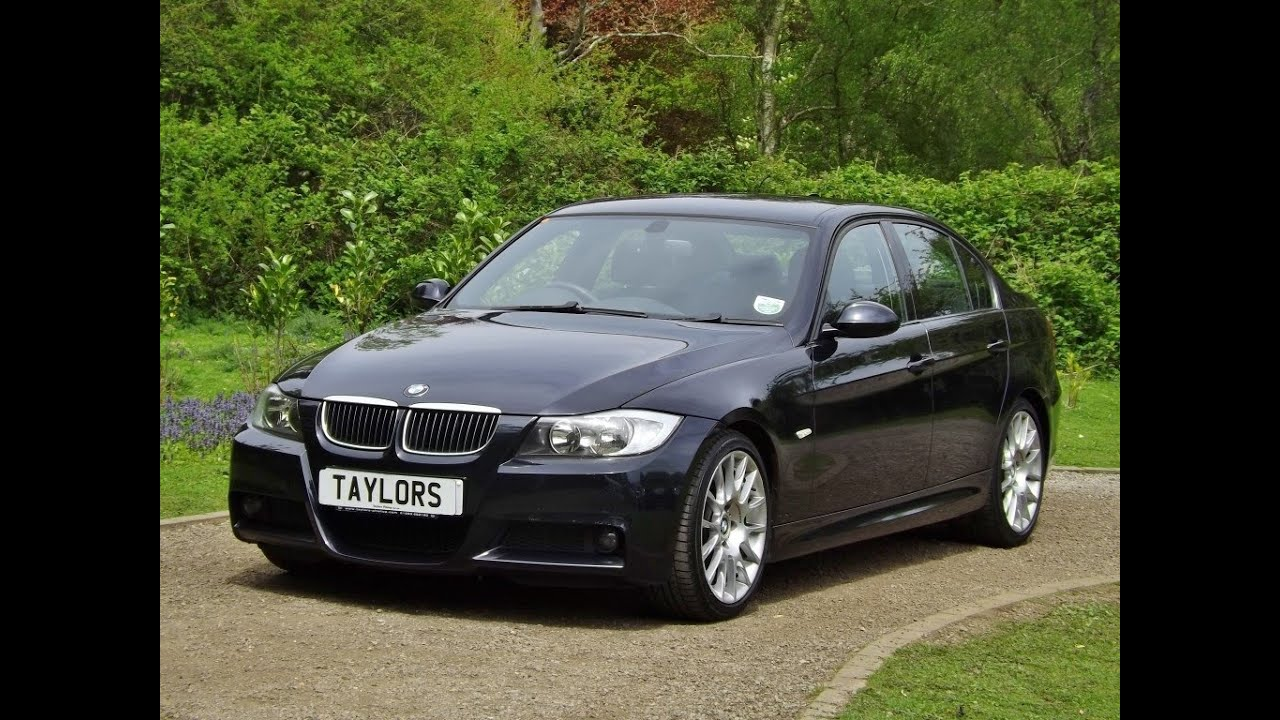 BMW 3 Series 318I 20 Edition M Sport now sold by Taylors Pitstop