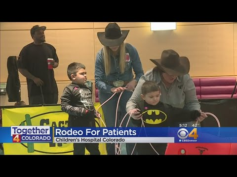 BEARDO - The National Western Stock Show Takes Over Children's Hospital