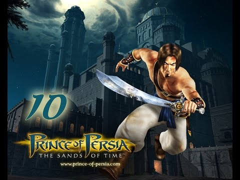 Prince of Persia: The Sands of Time PC (Steam) 100% Walkthrough 10 (The Hall of Learning)