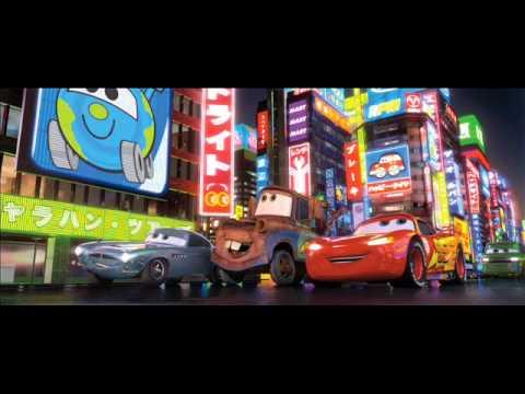 Cars 2 - 05. Polyrhythm (w/ Lyrics)