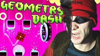 Geometry Dash Steam INCENSE BURNING CHALLENGE Cycles Xstep