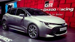 Novo Toyota Auris (Corolla Hatch) 2019: detalhes e especificações - www.car.blog.br