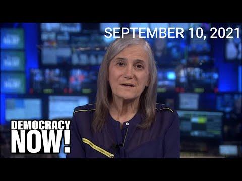 Top U.S. & World Headlines — September 10, 2021
