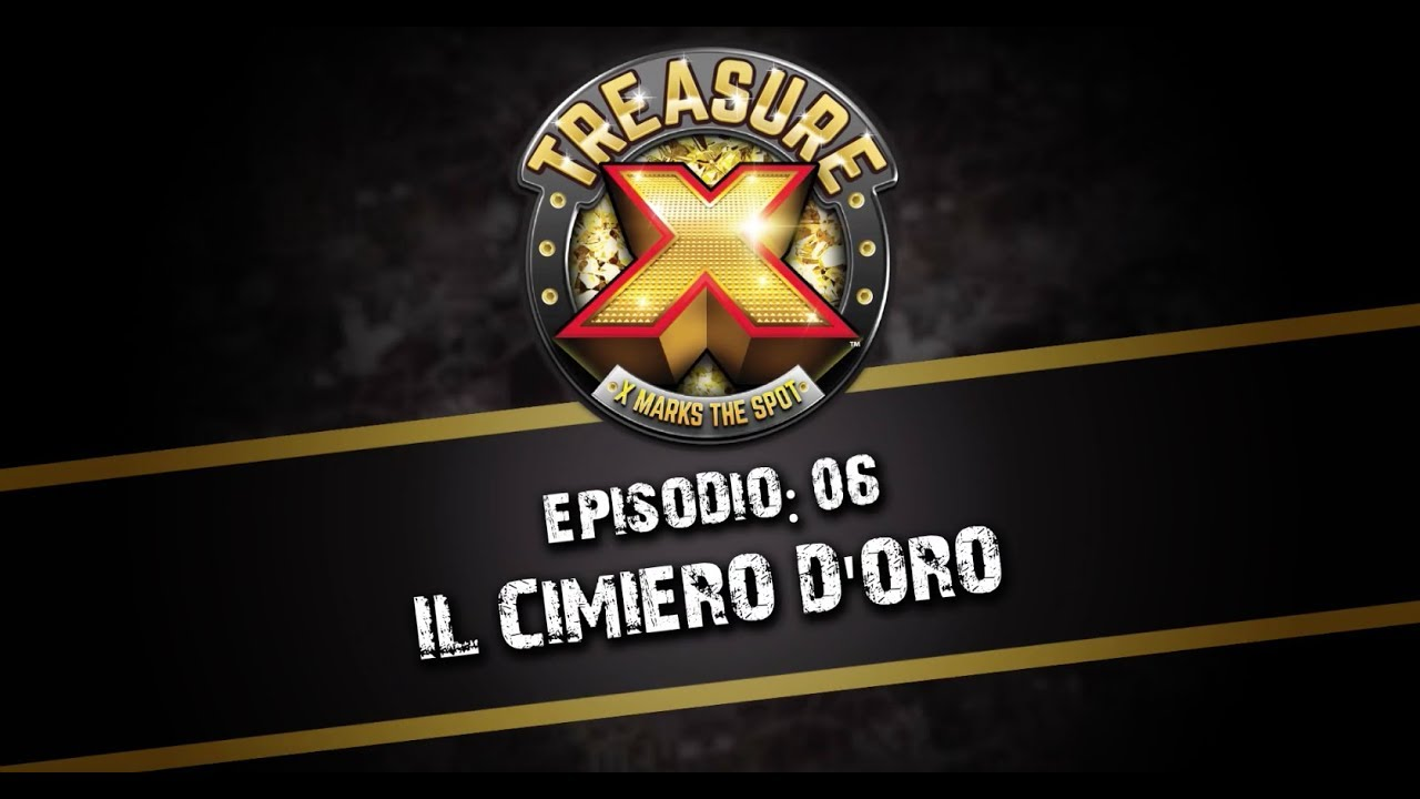 Giochi Preziosi | Treasure X - Episodio 6