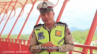 Viral! Polisi tilang Banci ( waria ) NGAKAK