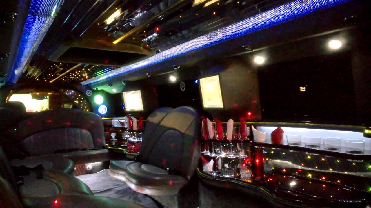 Hummer H13 Stretchlimousine Außen/Innen Gauernack Menden | hummer bus