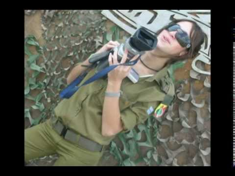 HOT ISRAELI GIRLS In The IDF! Israel Defence Force