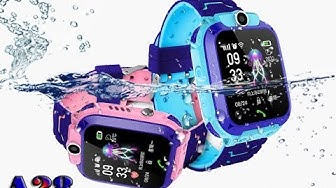 Hướng dẫn cài đặt - Đồng hồ định vị trẻ em GPS A28 Chống nước IP67