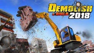 Demolish & Build 2018 - Pierwsze 50 minut rozgrywki