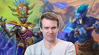 (Hearthstone) Quest Priest: An Embarrassment of Liches