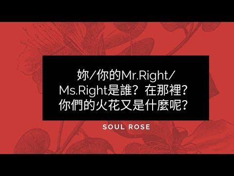 💖 塔羅占卜:你的Mr. Right/Ms.Right是什麼樣的人?在那裡遇到?有何火花呢?💖