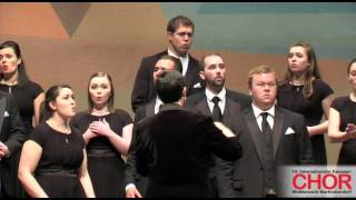 Dan Forrest: Good night, dear heart - University of Oregon Chamber Choir,  Dir. Sharon J. Paul