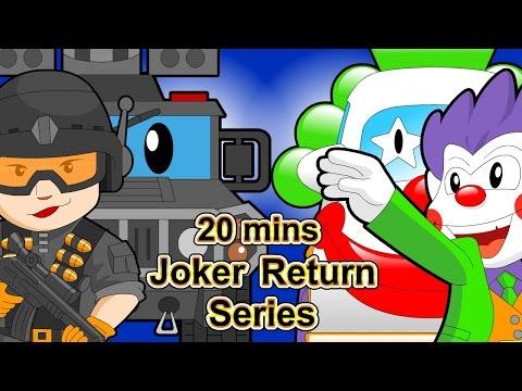 "20 mins Citi Heroes Series 4 ""Joker Return"""