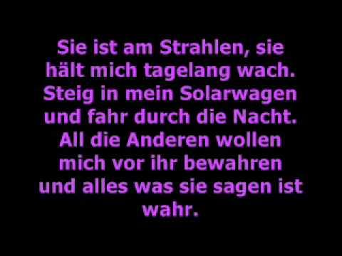 Marteria - Verstrahlt feat Yasha [Lyrics]