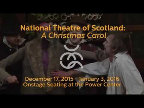 National Theatre of Scotland: A Christmas Carol | Dec 17 - Jan 3