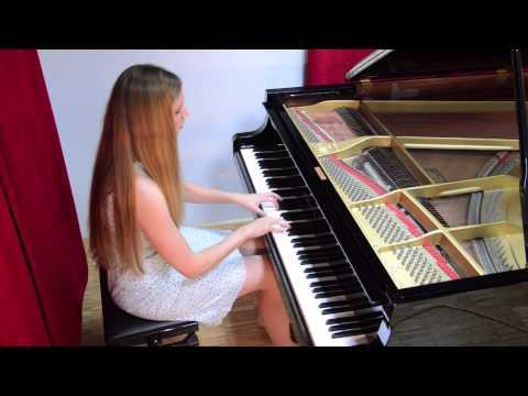 Scarlatti Sonata in D major K.33 by Urška Babič