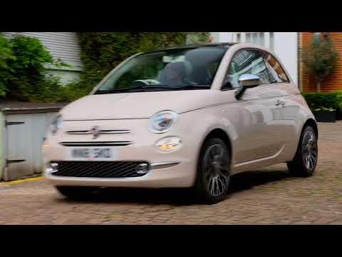 Fiat 500 Collezione Driving Video