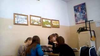 Групповая работа на уроке иностранного языка
