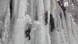 Video - Ice Climbing