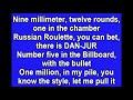 Rahzel - All I Know - Karaoke