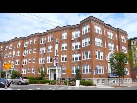 John Harvard Apartment Tour - Cambridge MA