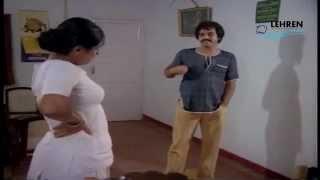 Poornima Workout Scene | Ithiri Neram Othiri Karyam | Malayalam Movie Scene