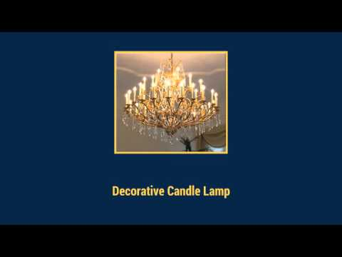 Decorative Light Manufacturer in Delhi | R.K. Lamp Shades (India)