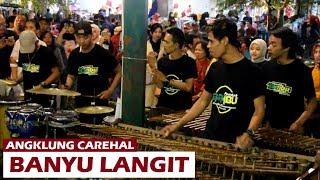 Banyu Langit Versi Angklung // Cover Angklung Carehal ~ Angklung Malioboro Yogyakarta