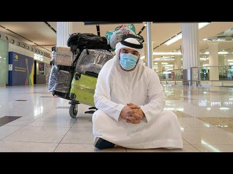Can We Travel Again? (Inside Dubai International Airport)