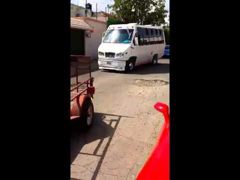 Microbuses Fuera De Ruta Youtube