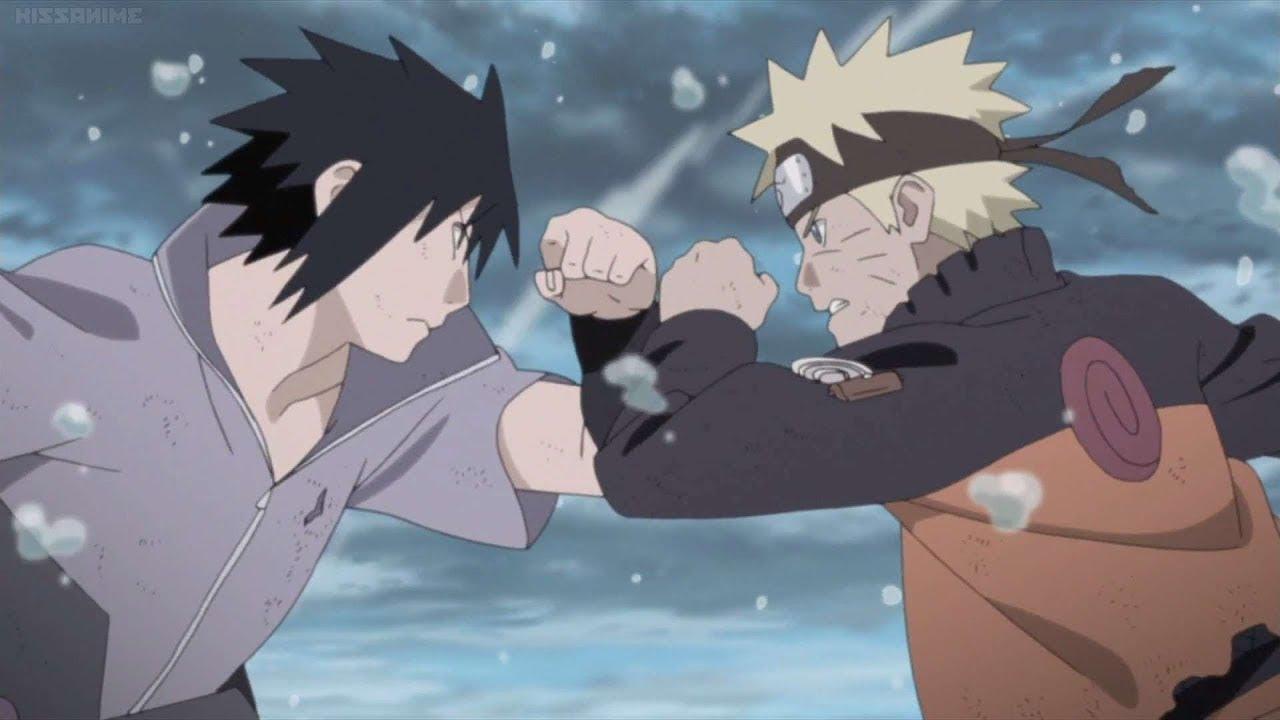Download Naruto Vs Sasuke  Full Fight HD 60FPS Max Quality English Dub  Final BattleEnding 1080pFH 1