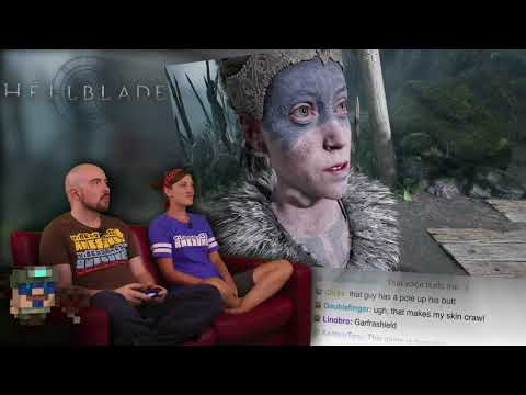 Hellblade AWESOME!