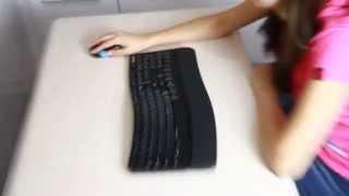 клавиатура + мышь Microsoft Sculpt Comfort Desktop