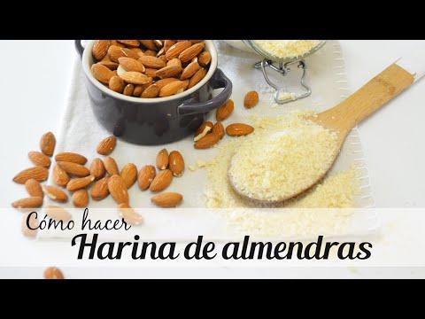 Básico: Cómo hacer Harina de Almendras | fácil y rápido