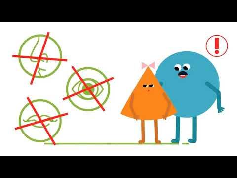 Rada Sumy: Дізнайся про свою силу (дітям про коронавірус)
