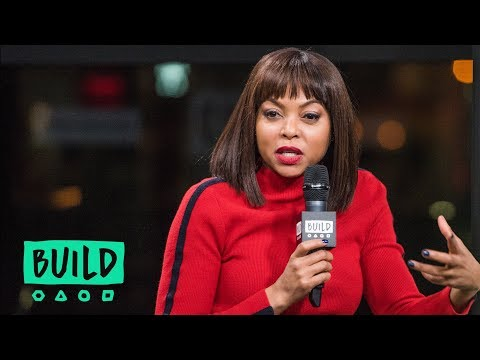 Taraji P. Henson Discusses Proud Mary