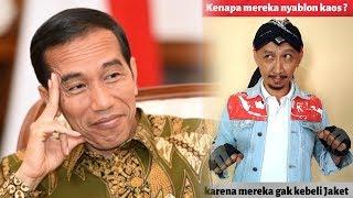 Video Sindir Lawan Jokowi, Abu Janda: Mereka Nyablon Kaos Karena Belom Tau yang Mau Nyalon Siapa download MP3, 3GP, MP4, WEBM, AVI, FLV Oktober 2018